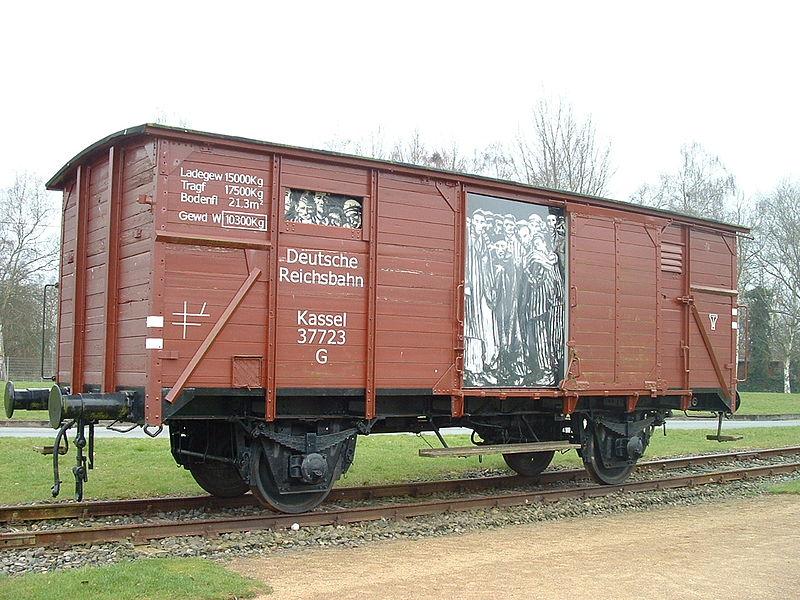 wagon shoah