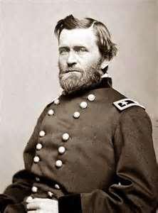 Portrait du Général Grant.